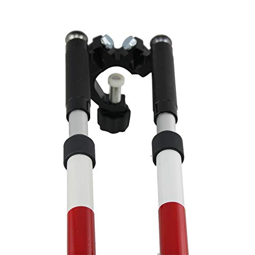 Pukido Details about Bipod for prism pole. FOR SURVEYING,TOTAL STATION, GPS GNSS