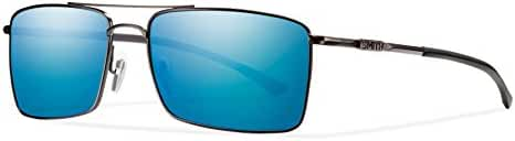 Smith Optics Outlier TI Unisex 57mm Rectangular Sunglasses