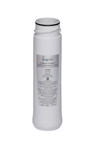 EcoPure ECOROM No Mess Reverse Osmosis System - Built in USA - NSF Certified - Membrane Replacement Filter (Fits ECOP30 System) by EcoPure