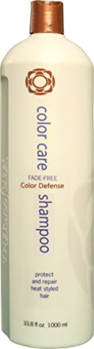 Thermafuse Brightening Prevents Bleached Highlighted