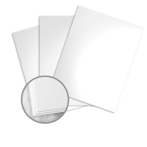 y Cover Stock, 12pt. / 280gsm. Double Sided Coated 50 Sheets per pack. (11 X 17) (50 Glossy Brochure Sheets)