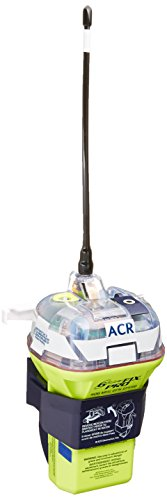 Acr Globalfix Pro 406 2844 Epirb Category Ii Rescue Beacon With Manual Release Bracket And Built In Gps