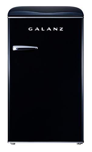Galanz GLR35BKER Retro Refrigerator