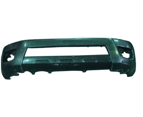 Partslink Number TO1000326 OE Replacement Toyota 4-Runner Front Bumper Cover