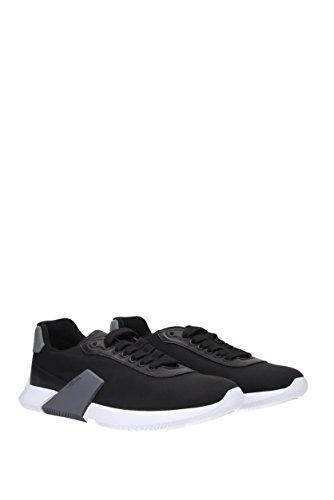 Eu Noir Homme Tissu Prada Sneakers 4e3072 O0nxF7