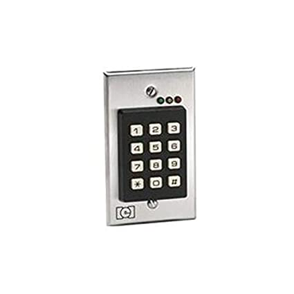 amazon com iei 212i indoor flush mount keypad access control IEI Keypads Change Code 120 image unavailable