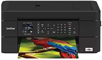 Brother MFC-J497DW Inkjet Multifunction Printer – Color – Plain Paper Print – Desktop
