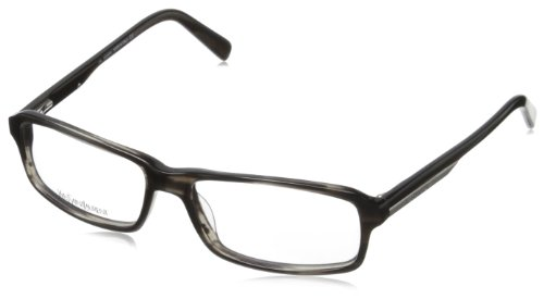Yves Saint Laurent Women's 2233 Eyeglasses, Dark Horn, One Size
