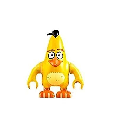 Lego The Angry Birds Movie Minifigure Chuck Yellow Bird