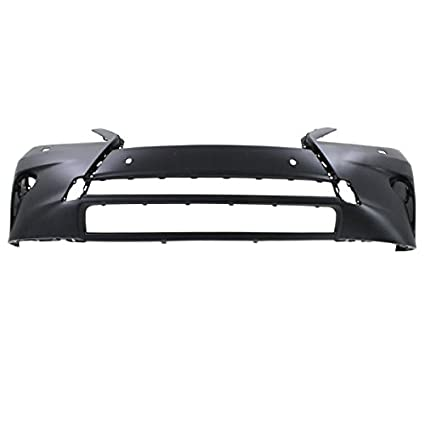 Front Bumper Cover For 2013-2014 Lexus RX350 w// fog lamp holes RX450h Primed