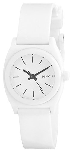 Small Time Teller P Watch - Women's White, Mint, One Size