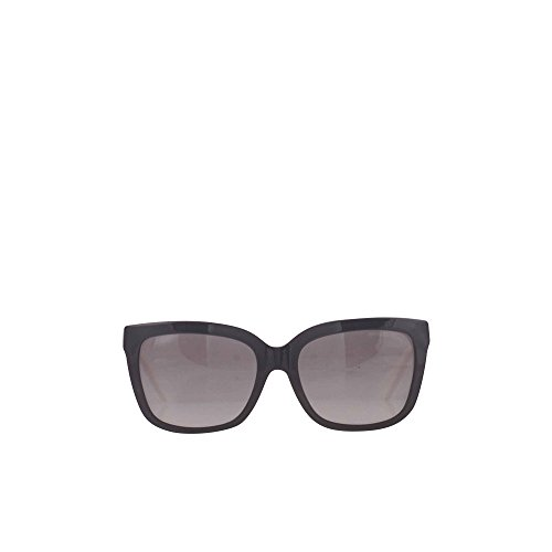 Michael Kors Women's Sandestin Black/Off-White Sunglasses