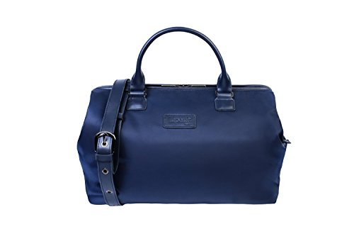 lipault-bowling-bag-m-navy-one-size