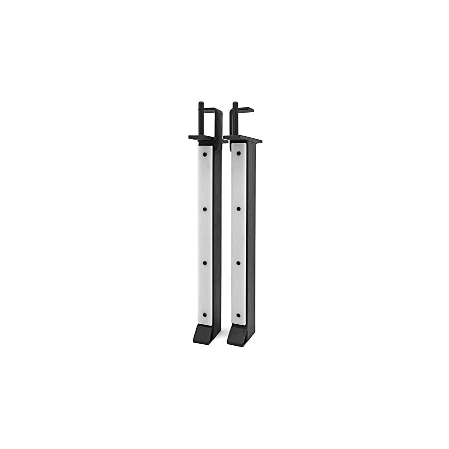 """2""""x3"""" Safety Spotter Arm Attachment (Pair) / Good For Back Squats and Bench Press Assistance"""