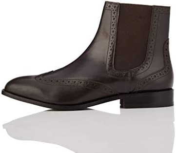 Amazon Marke: find. Damen Chelsea Boots: : Schuhe
