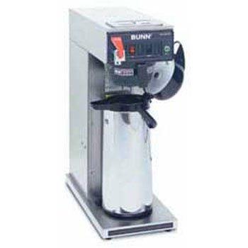 Airpot Coffee Brewer Single Head, Automatic
