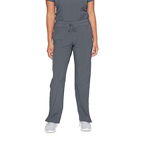 BARCO ONE Women's Spirit Pant – Cargo Track Medical Scrub Pants w/ 4 Convenient Pocket