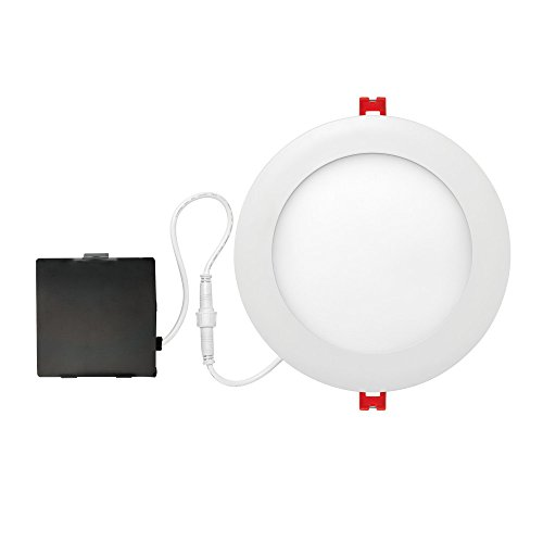 6 in. Ultra Slim Designer Series Integrated LED Recessed Lighting Kit