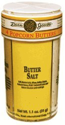 Dean Jacob's 4in1 Popcorn Butters and Theatre Salt ~ 5.7 oz.