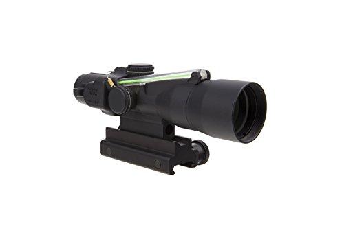 ACOG 3 X 30 Scope Dual Illuminated Horseshoe Dot .223 Ballistic Reticle