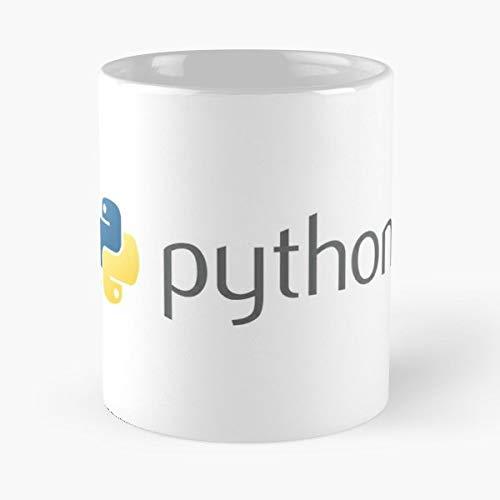 Python Django Flask Programming Morning Coffee Mug Ceramic Novelty Holiday
