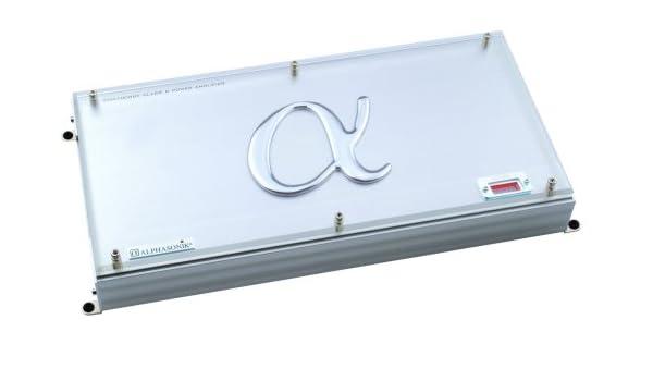 Amazon.com: Alphasonik PMA1000DA, 1-Channel Class D Mono Block Amplifier, 1x 1000 Watts RMS @ 4 Ohm Mono: Car Electronics