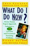 What Do I Do Now?, Eileen Nechas and Denise Foley, 0671768484