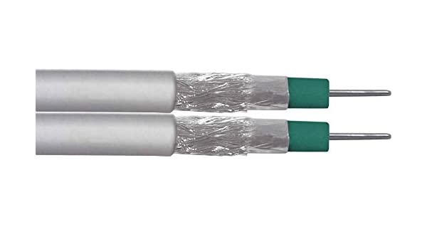 Televes (PREISNER) Twin de cable coaxial SK2000/2PLUS SP100 ...
