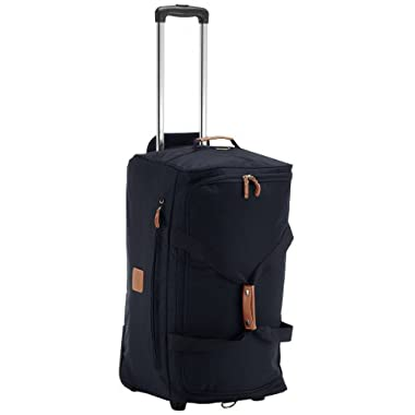 Bric's Luggage X-Bag 28 Inch Rolling Duffle, Navy, One Size