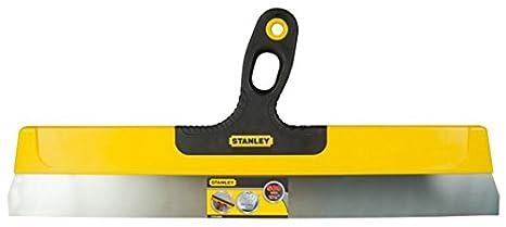 Stanley Flä chenspachtel (500 mm Klingenbreite, 45 mm Klingenlä nge, ergonomischer Handgriff, rostfreier Stahl) STHT0-05936 BLAMT