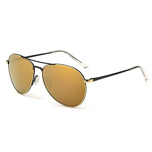 Hikote #A310 Polarized Classic Aviator UV 400 Summer Fashion Personality - Sunglasses Ozzy Electric