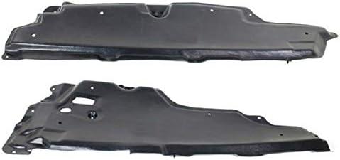 Koolzap For 11-14 Edge//11-15 MKX Front Engine Splash Shield Under Car Cover/Guard Left Side