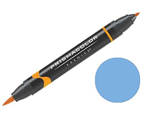 Prismacolor Premier Double-Ended Brush Tip Markers Blue Slate 145 (1773208)
