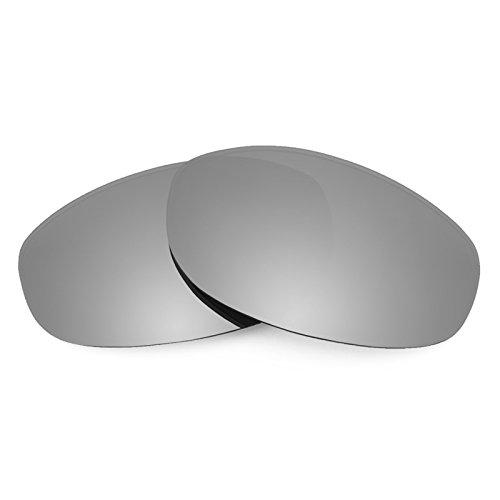 Revant Replacement Lenses for Oakley Tightrope, Polarized, Titanium ()