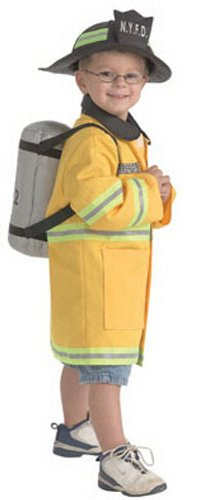 Brand New World Community Helper Firefighter Dramatic Dress Up