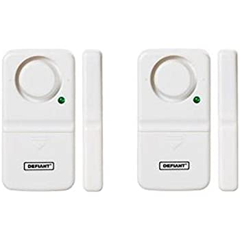 Amazon Com Defiant Home Security Door Window Alarm 2