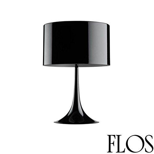 Flos Spun Light - Flos Spun Light T2 Table Lamp Shiny Black