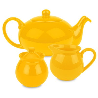 Waechtersbach Fun Factory Tea Set, Buttercup ()