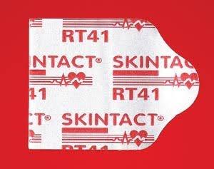 Skintact Electrode - ECG Electrodes - Skintact RT-41- EKG Resting Tab Gel Electrodes - Box of 1000