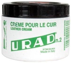 Urad Leather Cream - 7 Ounces, Black (Leather Urad)