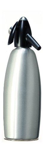 iSi Soda Siphon, Brushed Aluminum, 1 Liter