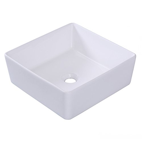 Exquisitely Built Designed Ceramic Bathroom Vessel Sink Drainage Rugged And - Oakley Parts Replacement Twenty