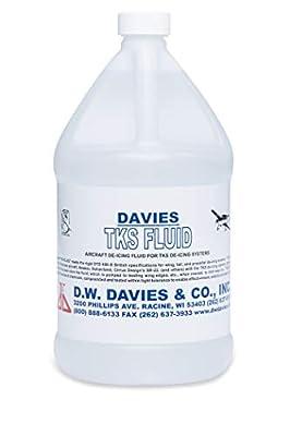Davies TKS Fluid, (Case (6 x 1 Gal))
