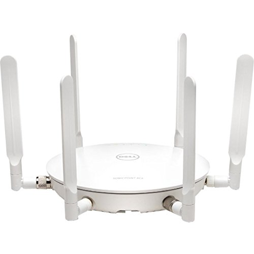 Dell Sonicwall 01-SSC-0889 Sonicpoint N2 Wireless Access Point with 802.3at Gigabit PoE Injector 802.11 B/A/G by Dell