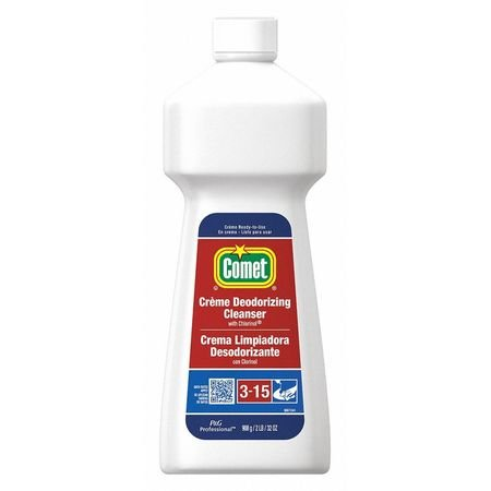 Comet Lighting (Bathroom Cleaner, Size 32 oz., Bottle, PK10)