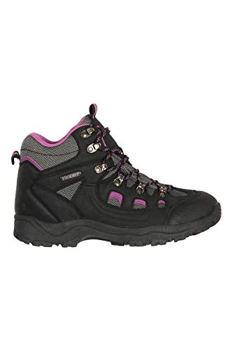 Mountain Warehouse Adventurer Chaussures Imperméables pour Femme - Bottines Étanches Et Résistantes, Chaussures De… 2