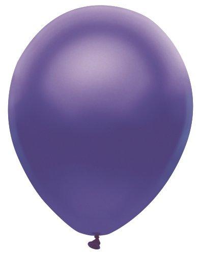salida 12 Inch púrpura Pearlized Latex Balloons 72CT by by by PartyMate  respuestas rápidas