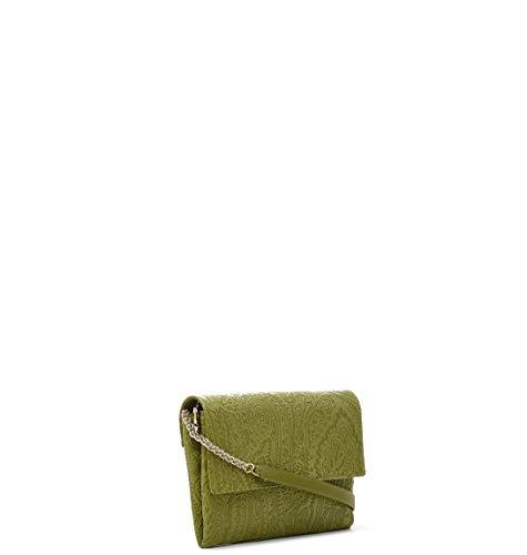 1g1572744500 Pochette Cuir Femme Vert Etro 6xq4Yw