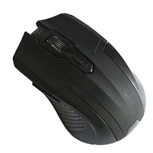 Evo laboratorios E-420 negro ratón inalámbrico E-420