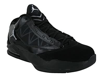 save off 65c1d 32112 Image Unavailable. Image not available for. Color  Air Jordan Flight The  Power - Black   Metallic Silver-White ...